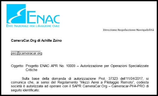 RIPRESE AEREE DRONE ACHILLE ZAINO